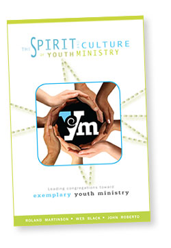 cover image of the Spirit and Culture of Youth Ministry book